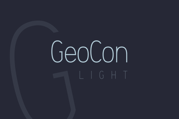 GeoCon Light