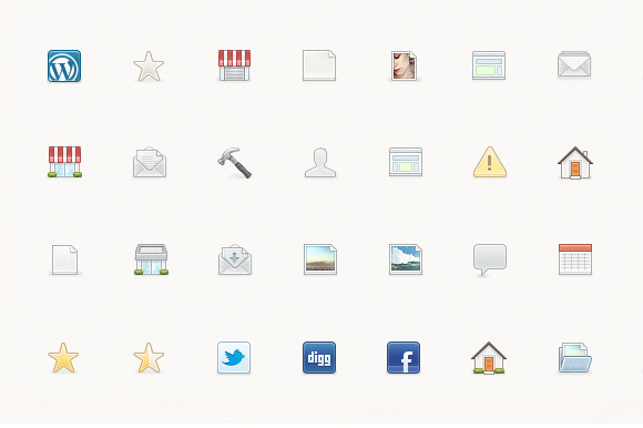 IconJar 353 Icons Free Updates