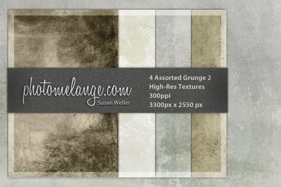 PhotoMelange Grunge Textures 2
