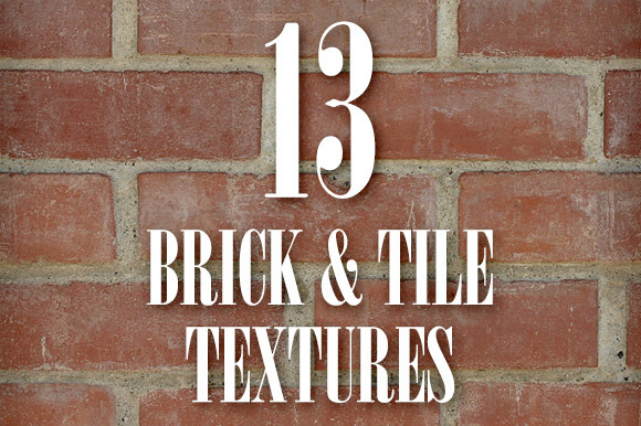 Seamless Brick Tile Texture Pack 1