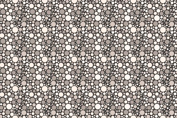 Seamless Bubbles Pattern