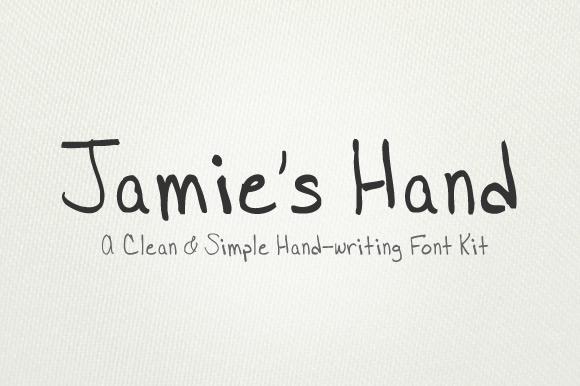 Jamie S Hand