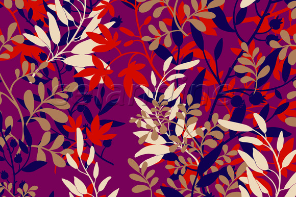 Herbalism Purple