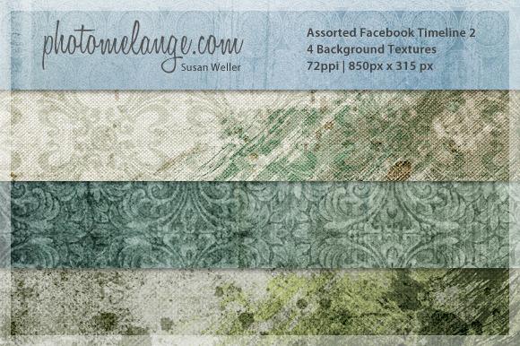PhotoMelange FB Timeline Textures