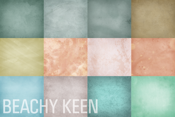 12 Beachy Keen Textures