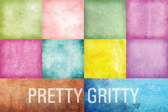 10 Pretty Gritty Textures