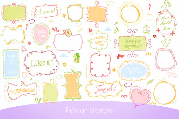 Cute Doodle Pack