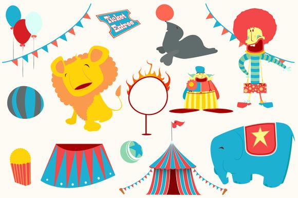 Circus Clip-art