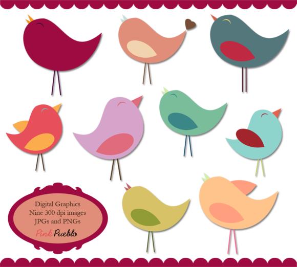 Bird Vectors And Clipart