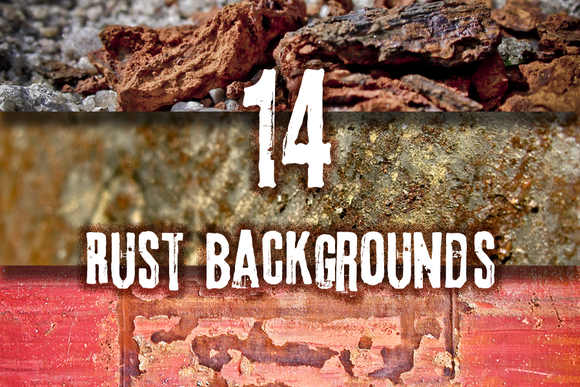 HR Rust Backgrounds Set 1