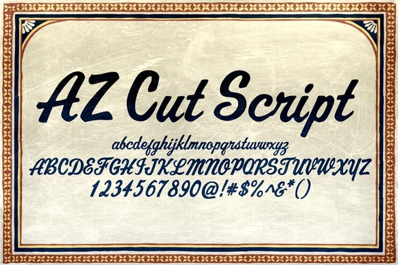 AZ Cut Script