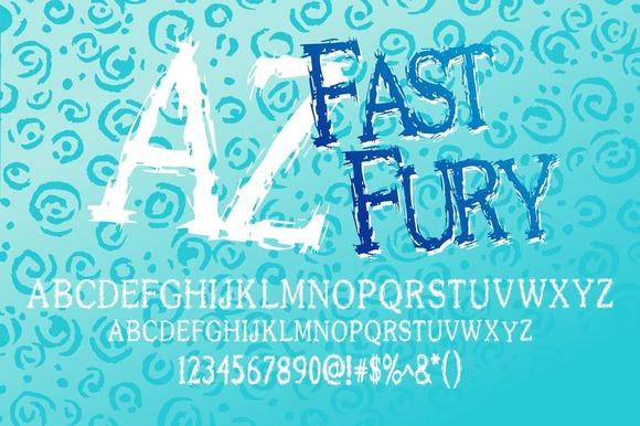 AZ Fast Fury