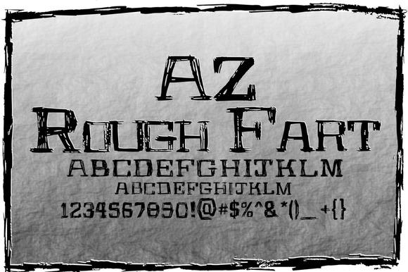 AZ Rough Fart