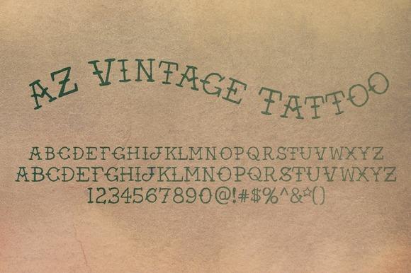 AZ Vintage Tattoo