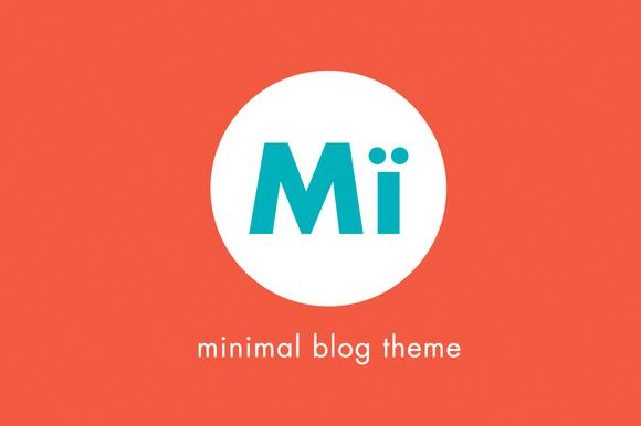 Mi WordPress Theme