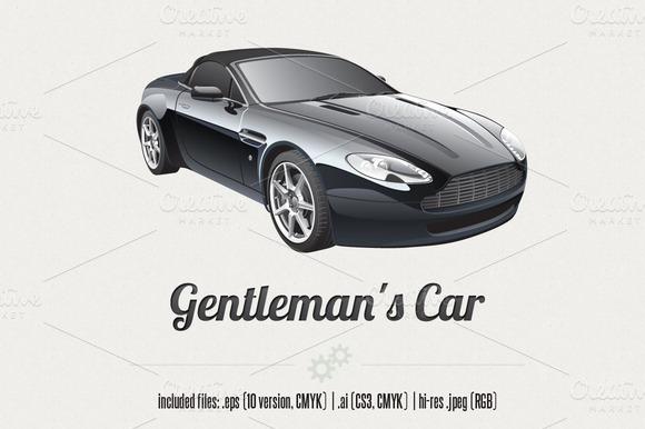 Gentleman S Car