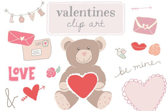 Valentines Clip Art Love Clip Art