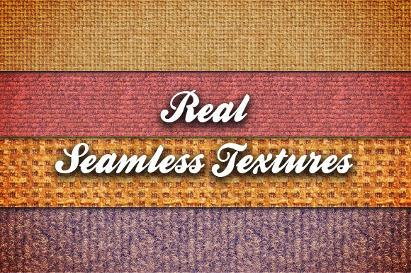Real Seamless Textures