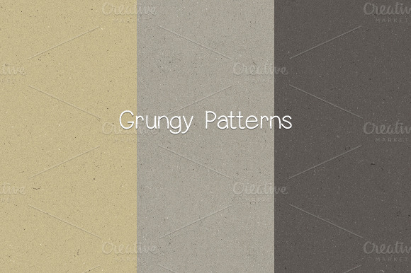 Grungy Patterns