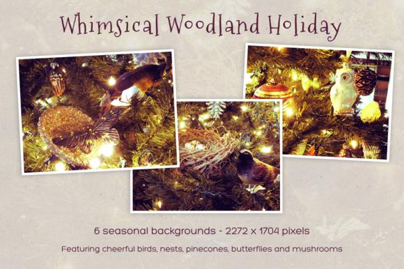 Whimsical Woodland Holiday