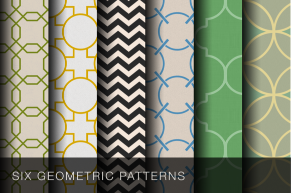 Tileable Geometric Patterns
