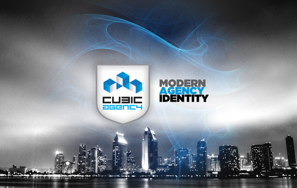 RW Cubic Agency Corporate Identity