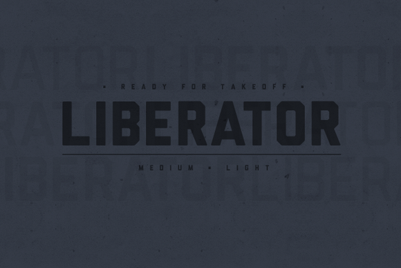 Liberator Medium Light