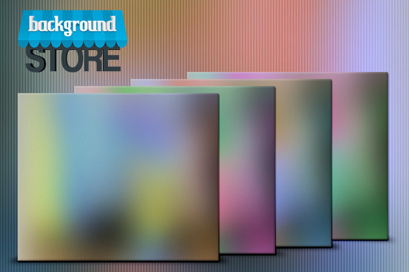 Natural Blurred Background Texture