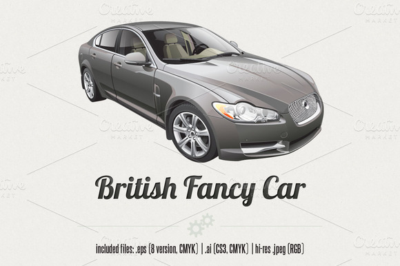 British Fancy Car