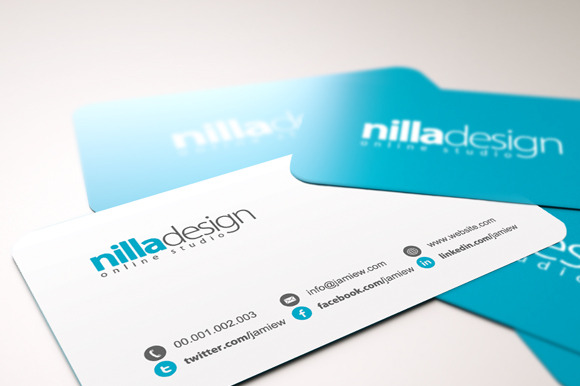 Nilla Business Card
