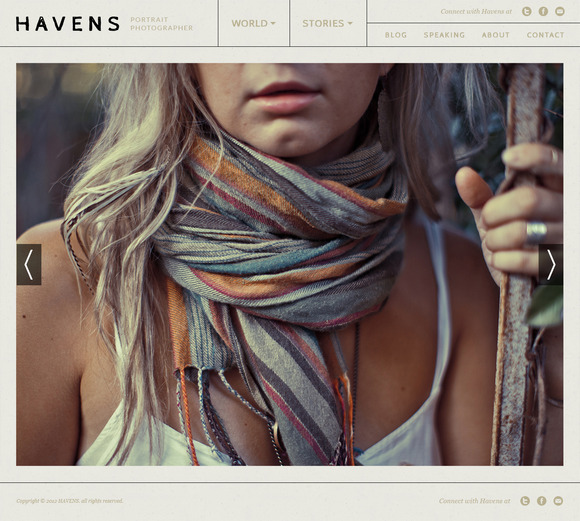 Havens Retina