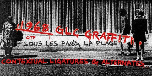 1968 GLC Graffiti OTF