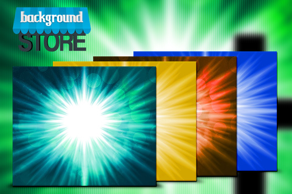 Flash Light Background