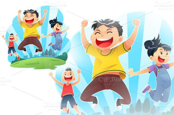 Happy Jumps