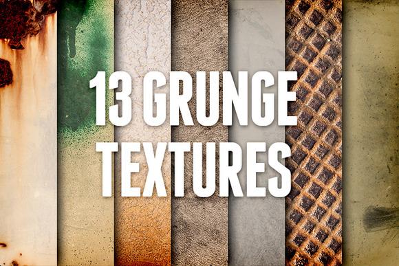 Grunge Texture Pack 1