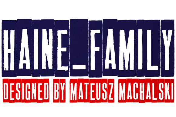 HAINE FAMILY