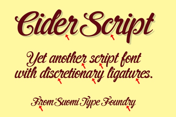 Cider Script