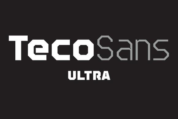 Teco Sans Ultra