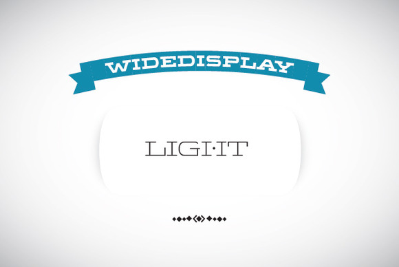 WideDisplay Light