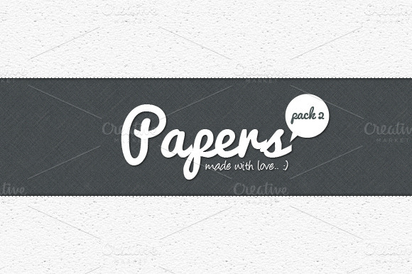 Papers Pack 2