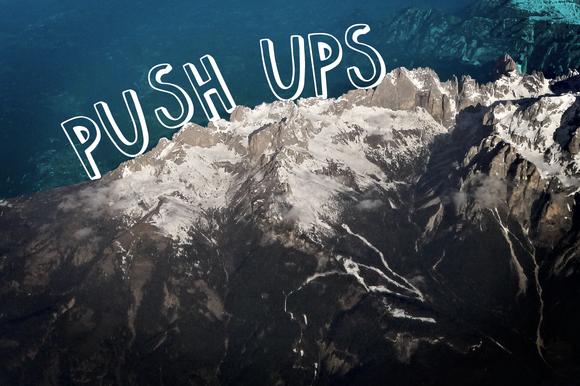 Push Ups Medium