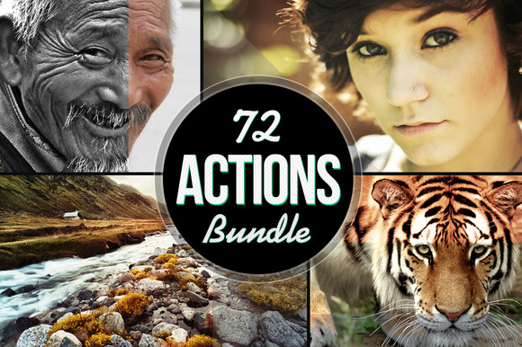 72 Actions Bundle