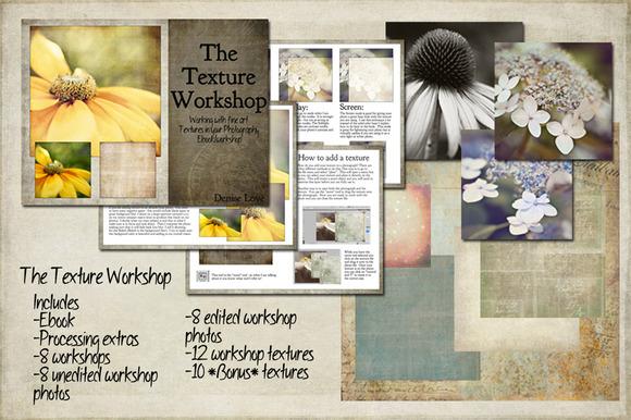 Texture Workshop Ebook Bundle