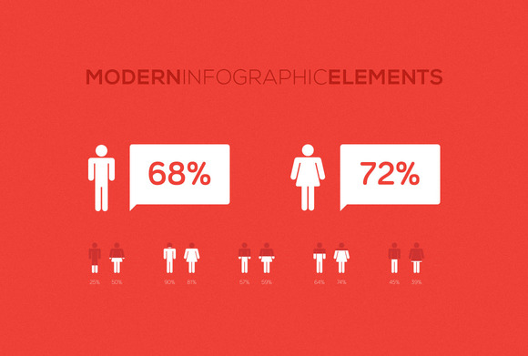 Modern Info-Graphic Elements