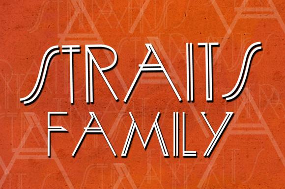 STRAITS Family