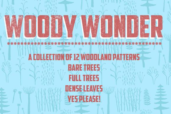 Woody Wonder