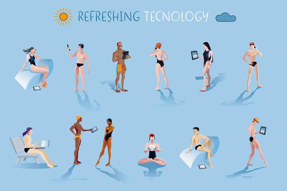 Refreshing Technology