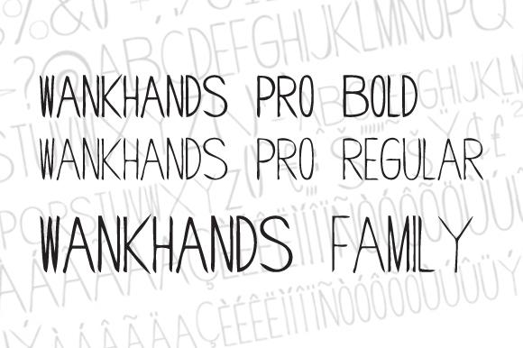 WankHands Pro Family