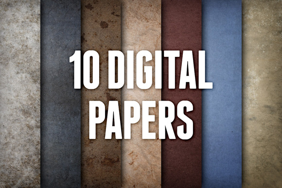 Digital Papers Texture Pack 1
