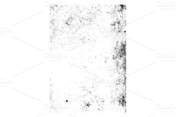 Distressed Wall Texture Vector